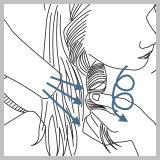 <居家髮型DIY01>在家也能做出不造作的捲度。