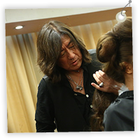 歷久彌新的全能型髮藝大師─KC岡本圭史