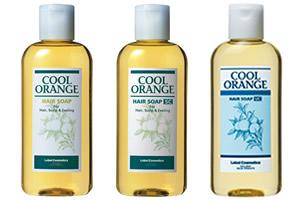 冷橘洗髮精(一般型 / 超爽型 / 酷涼型)