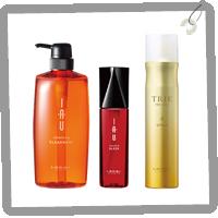 由洗髮開始的肌膚素顏保養概念,讓秀髮的好質感持續。