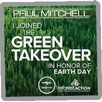 茶樹系列綠色佔領GreenTakeOver活動開跑:一起讓地球變得更綠!